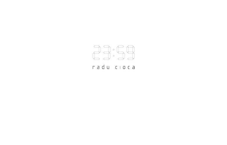 Radu Cioca - WORKS