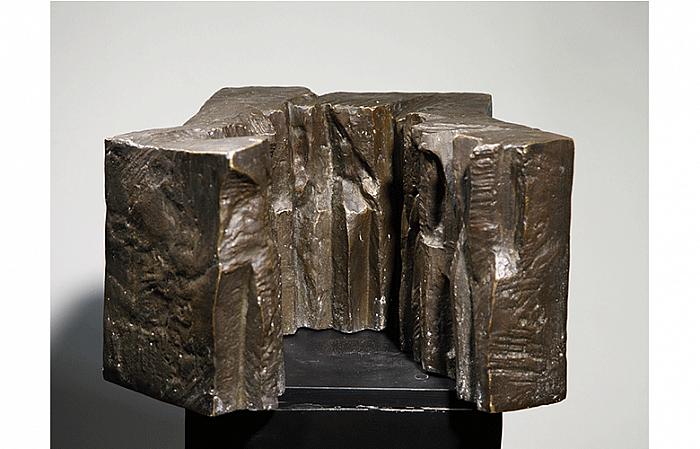 ZIDUL I, 1988, 32x55x55cm