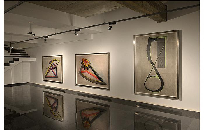 Paul Neagu - (R)evoluția formei, exhibition view