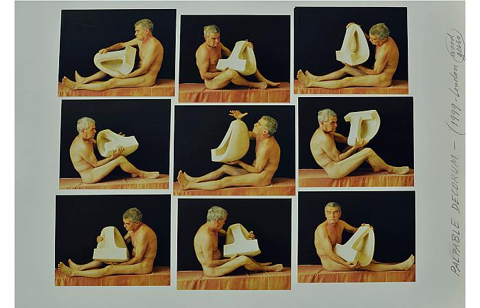 Paul Neagu - Palpable decorum, 1999