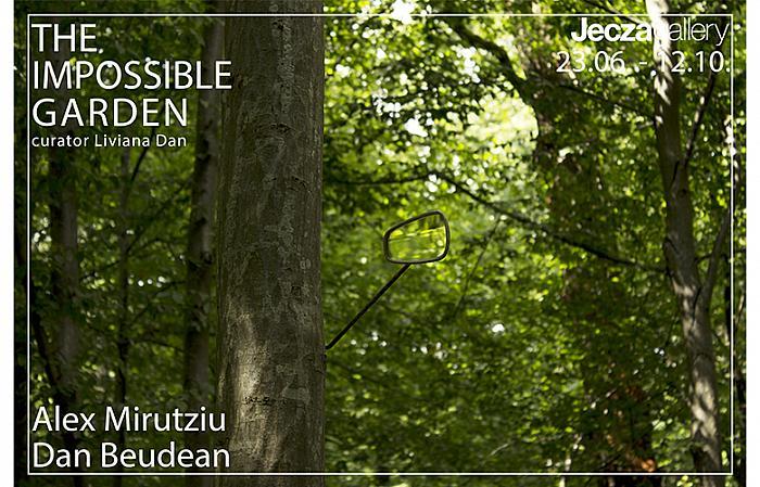 The Impossible Garden / Unit of survival by Alex Mirutziu
