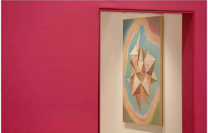 Genti Korini at Art Cologne 2014, foto: Norbert Ittermann