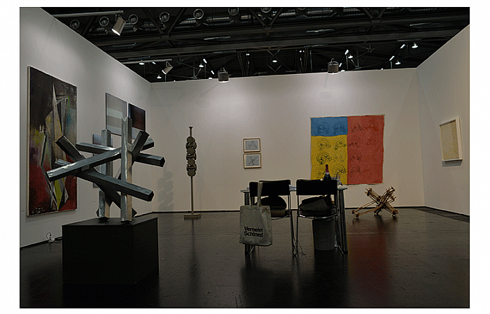 Jecza Gallery at Viennafair 2014