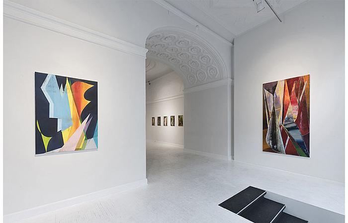 Genti Korini - Exhibition View