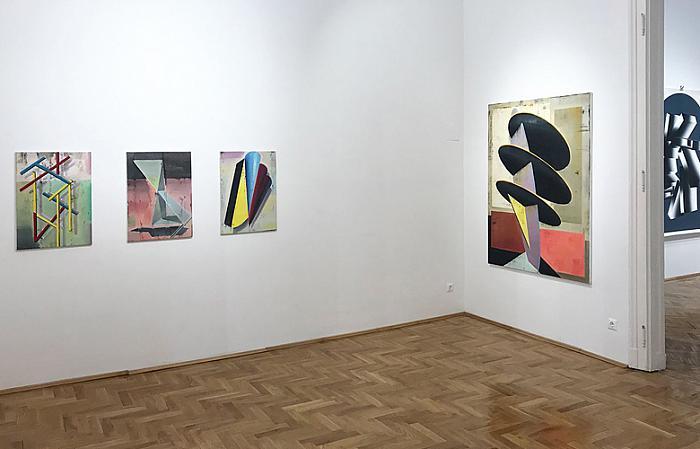 ARTICULATIONS - Genti Korini - Exhibition View