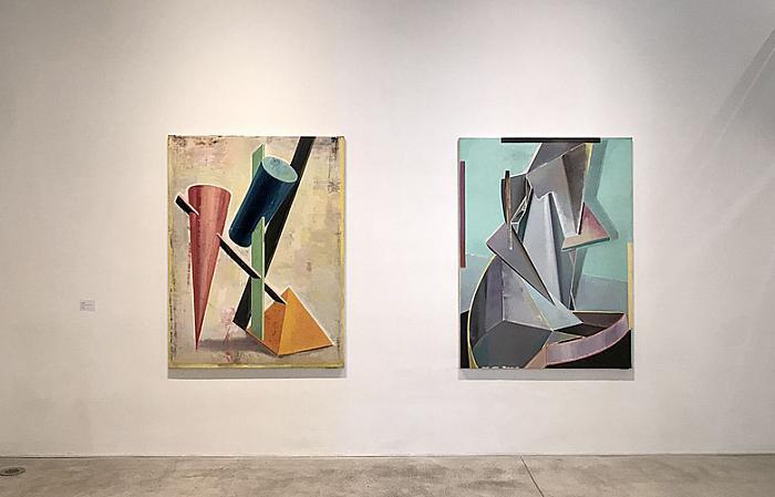 Painting #2 - Genti Korini - Exhibition View