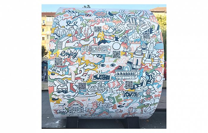 City Pattern / Mircea Popescu 2018