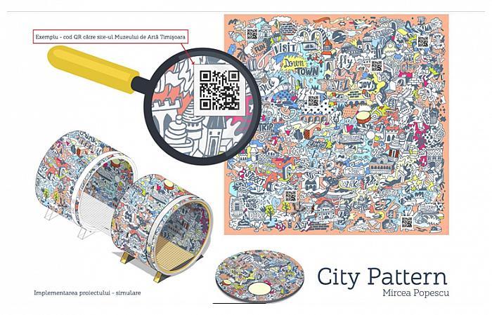 City Pattern Concept